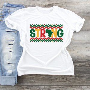Strong Africa Tshirt